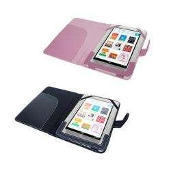 SKQUE  Nook Color/ Nook Tablet Leather Case