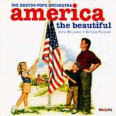 )/Arthur Fiedler/The Boston Pops Orchestra   America The Beautiful
