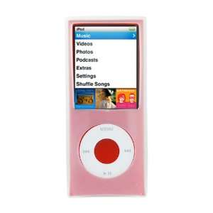 Apple iPod Nano 4G (4th Generation) Silicone Skin Case