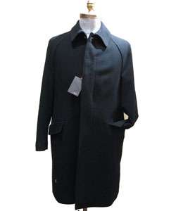 Utex Mens Full length Dress Overcoat
