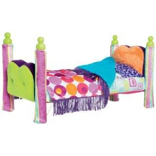 Sextuple Doll Bunk Bed 6 Stackable Beds American Girl