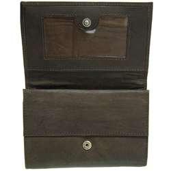 Adi Designs Genuine Leather Womens Wallet