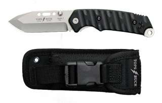 Brand new in box Buck / TOPS CSAR T Combat Search & Rescue Tool Knife
