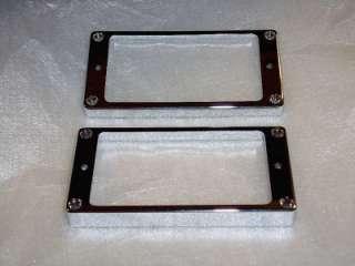 Paul Reed Smith PRS SE Pickup Rings Chrome Stoptail Set