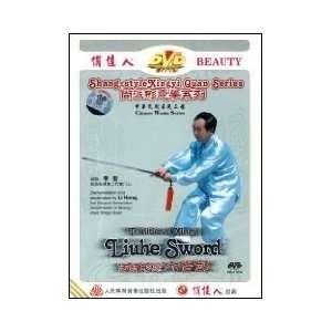Traditional Xingyi Liuhe Sword   Shang Style Xingyi Quan