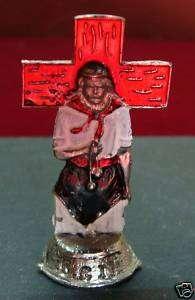 Gauchito Gil Statue Imagen Metal Statue Santeria