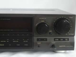 Technics AV Control Stereo Receiver SA GX330