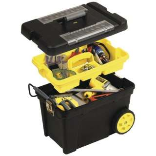 Stanley Extra Large Mobile Tool Chest: Tools