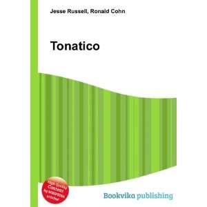 Tonatico Ronald Cohn Jesse Russell Books