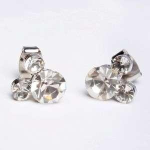 Rhinestone earrings Walt Mickey Mouse Disney ♥♥♥♥♥