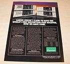 Sansui SC 737 Stereo Cassette Tape Deck PRINT AD 1975 items in Audio