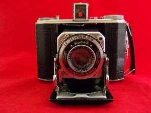 Kodak Duo Six 20 Series II 620 Camera with case Nice $ REDUCED