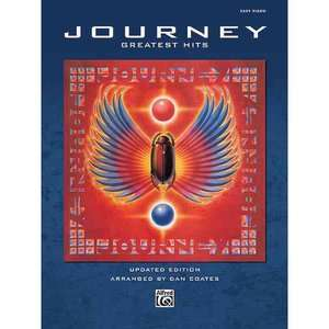 Greatest Hits Easy Piano, Journey Art, Music & Photography