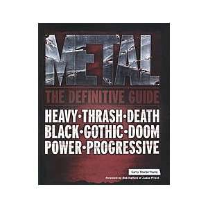 Metal The Definitive Guide Softcover