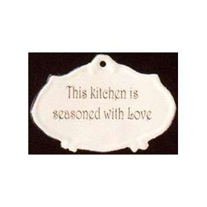 America Retold This Kitchen Magnet