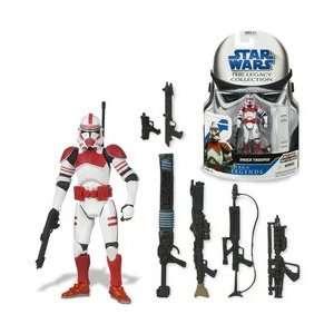 Com star wars saga legends basic figures shock trooper toys games