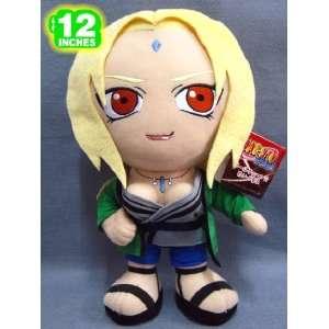 Naruto: Tsunade 12 inch Plush (Closeout Price): Toys