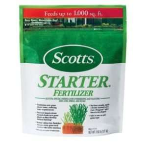 Scotts Starter Fertilizer 1M 24 24 4 Pet Supplies