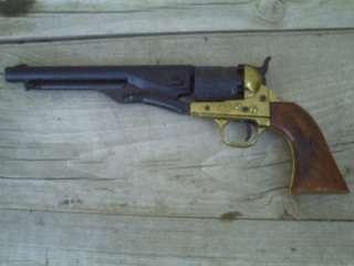 1860 Colt Six Shooter 45 Cowboy Pistol SAA Revolver Gun Prop