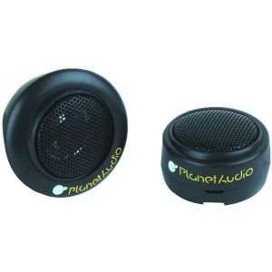 PLANET AUDIO P18TW .75 SOFT SILK DOME TWEETERS