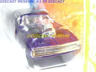 1970 70 DODGE CHARGER BLOWN HOT WHEELS DIECAST 2011