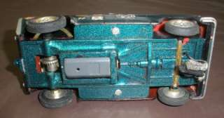 Custom Truck Vintage Slot Car nice condition 1/24 scale