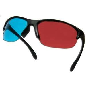 3D Glasses Pro Ana (TM) for movies   HIGH END   Anaglyph Glasses for