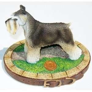 American Kennel Club AKC Figurine Schnauzer NEW