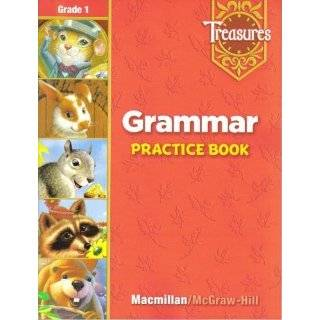 Treasures, A Reading/Language Arts Program, Grade 1, Book