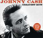 Johnny Cash Greatest Hits 3 CD Box Set 44 Songs