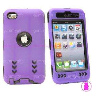 COVER HARD SKIN CASE FOR APPLE IPOD TOUCH GEN 4th 4g 4