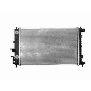 Performance Radiator 2831 Radiator Assembly Automotive