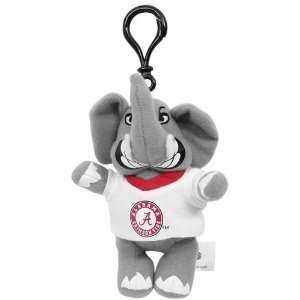 NCAA Alabama Crimson Tide Plush Mascot Keychain