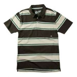 Planet Earth Clothing Chester Collared Short Sleeve
