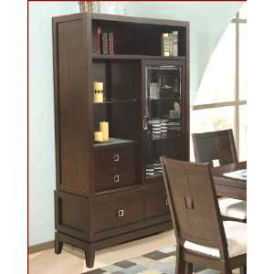 : Najarian Furniture Spiga China Cabinet NA SPCHI: Furniture & Decor