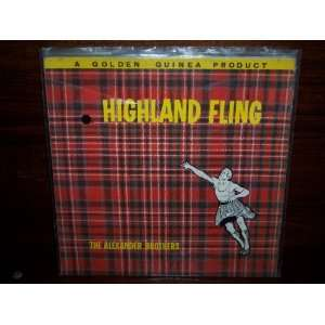 Highland Fling: The Alexander Brothers: Music