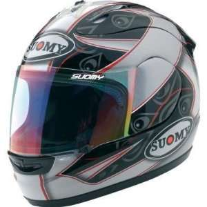 Suomy Spec 1R Extreme Helmet , Size 3XL, Color Double Gray KTSEDG