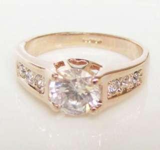 swarovski Engagement promise ring kate women  gift