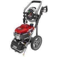Black Max   2700 PSI   Gasoline Pressure Washer Powered by Honda