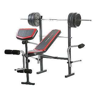 Weider Fitness & Sports Strength & Weight Training Weight Benches