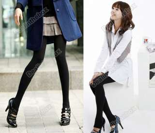 Pantyhose 5 Colors Stockings Leggings Black Grey Purple Coffee Green