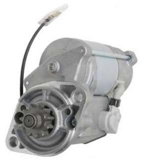 NEW STARTER MOTOR KUBOTA F2803 GENSET ENGINE 12V 11T