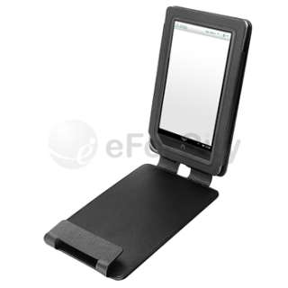 PU Leather Case Pouch Cover with Stand For  Nook Tablet