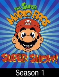 Super Mario Bros. Super Show Love em and Leave em (Season 1 Ep. 8