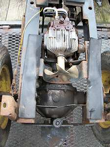 John Deere 300 Hydro pump TRANSMISSION & DIFFERENTIAL