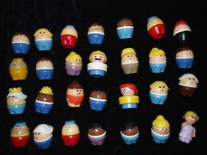 29 Fisher Price Little People Dolls Toys |