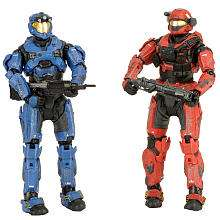 Halo Reach Series 3 6 inch Action Figure 2 Pack   Spartan Loadouts