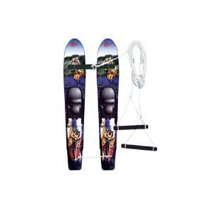 Hobie® Da Cat Trainer Water Skis:  Sports & Outdoors