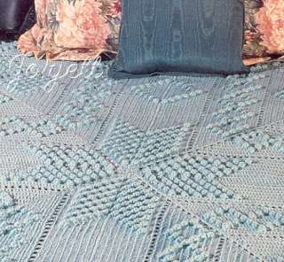 Popcorn Quilt, Baby Afghan & Lap Robe, Annies crochet patterns