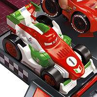 Fisher Price Shake N Go Disney Pixar Cars 2 World Grand Prix